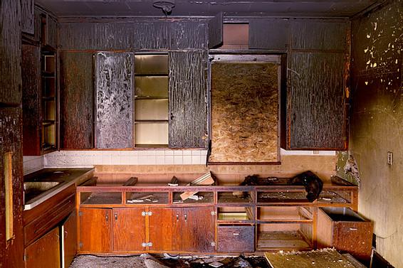 How Fire Damage Restoration Works
